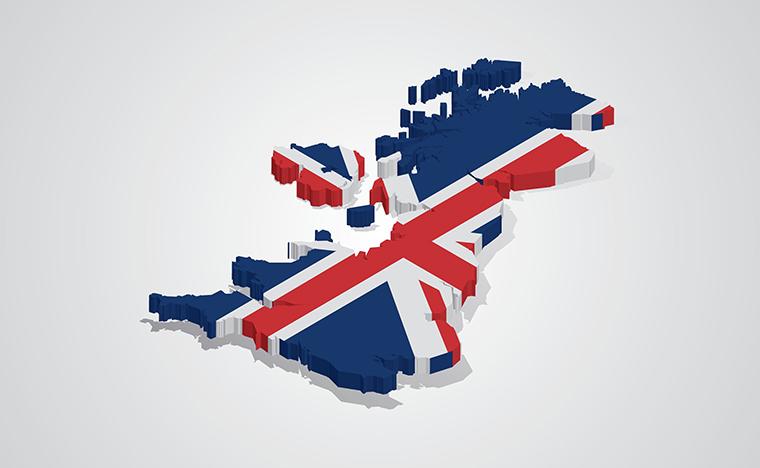 イギリス英語の発音(アクセント)と言っても国や州によって様々