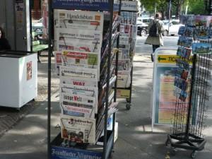 イギリスの人気タブロイド新聞リスト