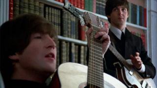ビートルズを使ってイギリス英語を勉強する為のお勧め教材