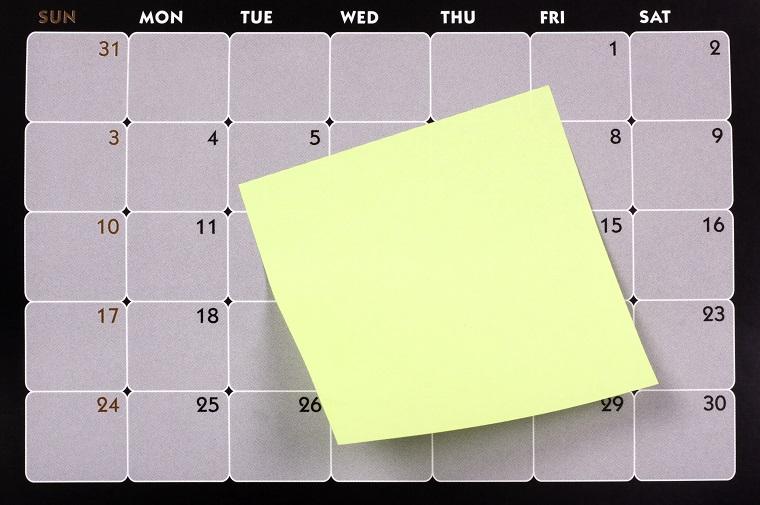 イギリス英語の日付の書き方は?