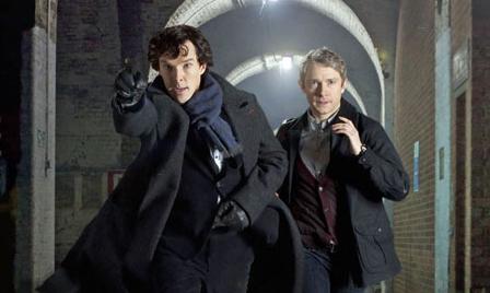 シャーロック(SHERLOCK)シリーズ3の情報とイギリスのドラマで英語を勉強する方法