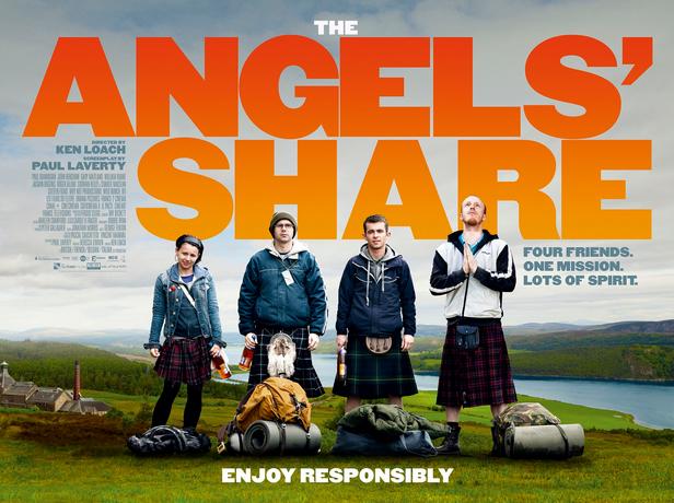 イギリス英語学習(スコットランド英語)にお勧めのイギリス映画紹介:スコットランドの「天使の分け前」(The Angels' Share)とスコットランド英語について