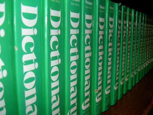 イギリス英語のスラング辞書について