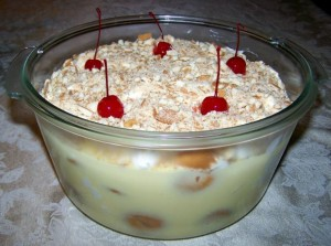 pudding(プディング)の意味とイディオムとしての使い方