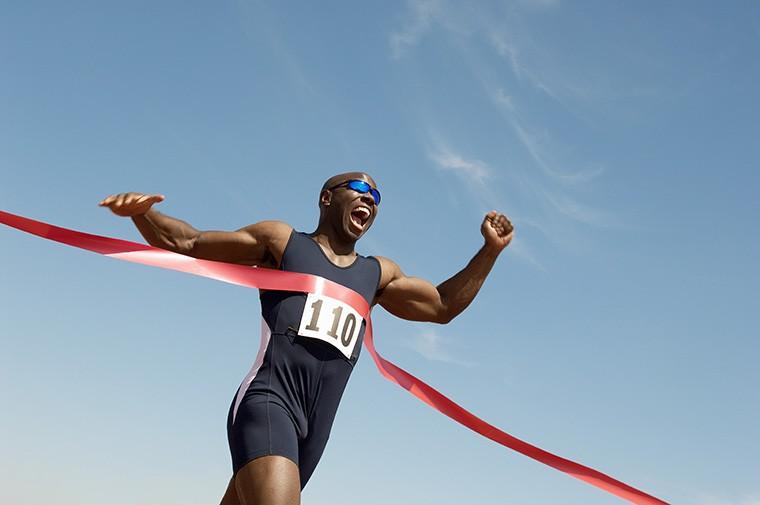イギリス英語で「スポーツ選手」は何と言う? アメリカ英語で「スポーツ選手」は?