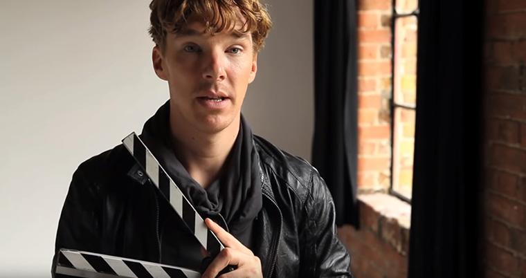 ベネディクト・カンバーバッチのインタビューでイギリス英語のリスニング勉強してみよう!