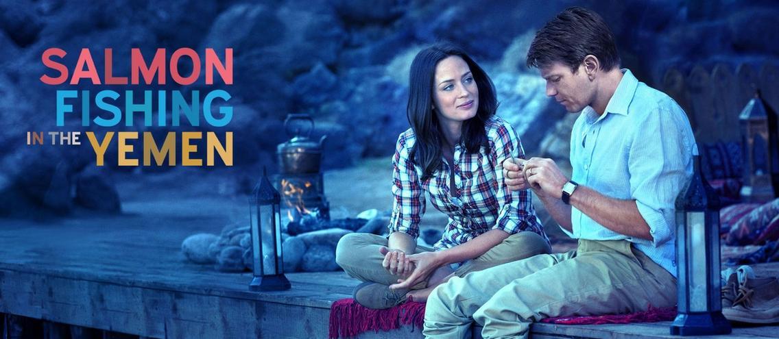 イギリス英語学習にお勧めのイギリス映画紹介:「砂漠でサーモン・フィッシング」(Salmon Fishing in the Yemen)