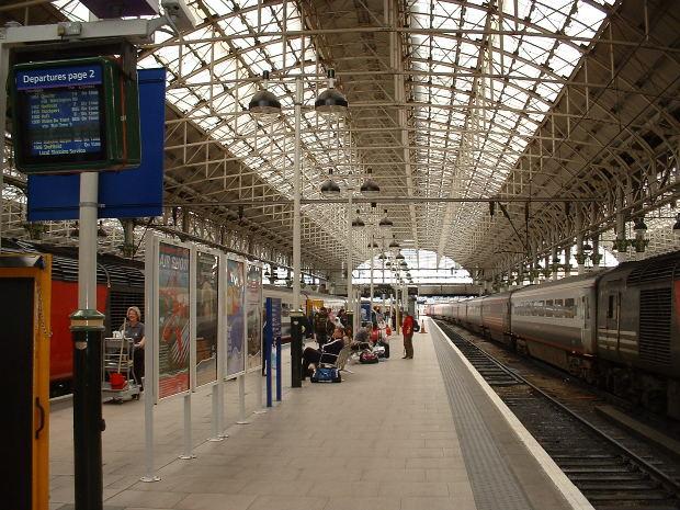 電車・鉄道関係に関するイギリス英語とアメリカ英語の違い