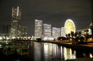 私の好きな街:横浜