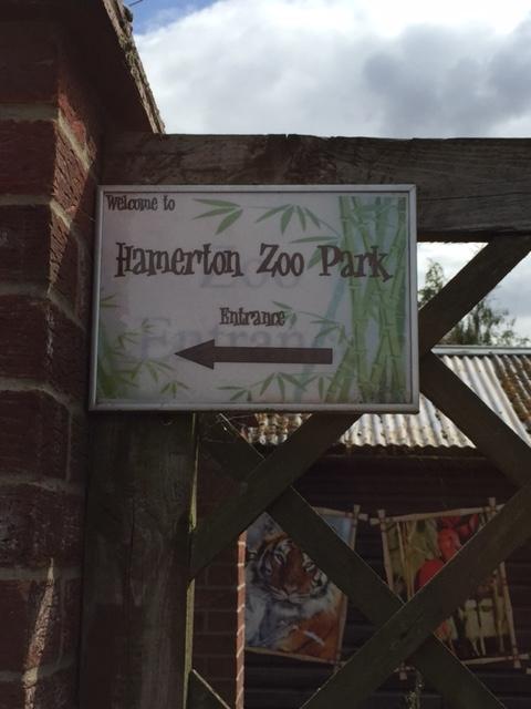 イギリスの動物園