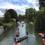 イギリス滞在日記:イギリスでの定番観光名所ケンブリッジに行ってきました!