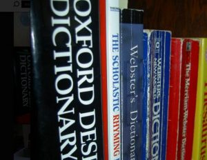 オックスフォード辞書に入った新しい英単語