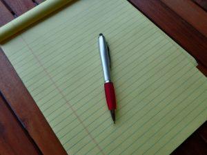 好きな芸能人へのファンレターの書き方