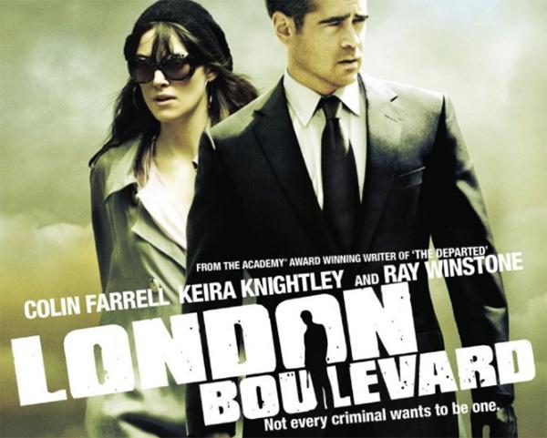 イギリス映画「ロンドン・ブルバード -LAST BODYGUARD-」を観た感想とロンドンのコックニー訛りについての分析