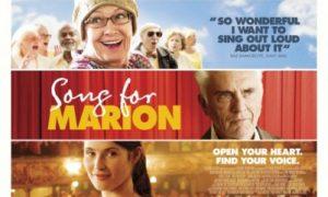 チャーミングなイギリス映画「Song for Marion」(アンコール!)でイギリス英語学習をしよう!