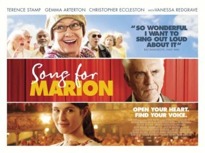 イギリス映画「Song for Marion」(アンコール!)