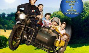 イギリス映画「ナニー・マクフィーの魔法のステッキ」を観た感想と映画に出てくるイギリス英語を紹介!