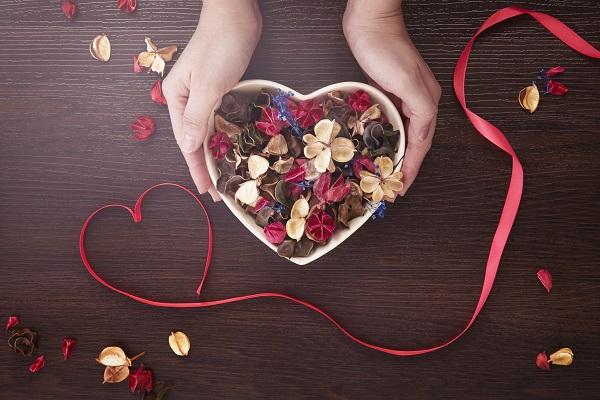 イギリス人が使う「バレンタイン・デーの挨拶・詩」を紹介