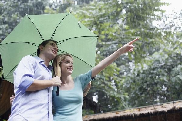 イギリス英語には雨を表す表現が「107語」もあるのでしょうか?