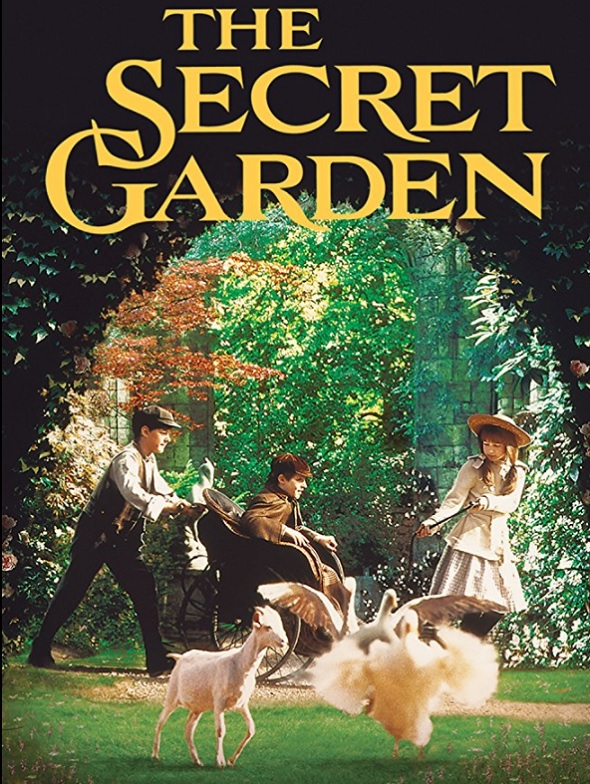 イギリスのクラシック小説に基づいた映画「秘密の花園」を観た際の感想をレビュー