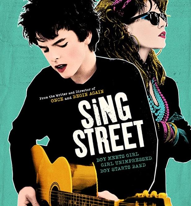 「シング・ストリート 未来へのうた」と言うアイルランド映画を観た際の感想と映画中の英語を分析