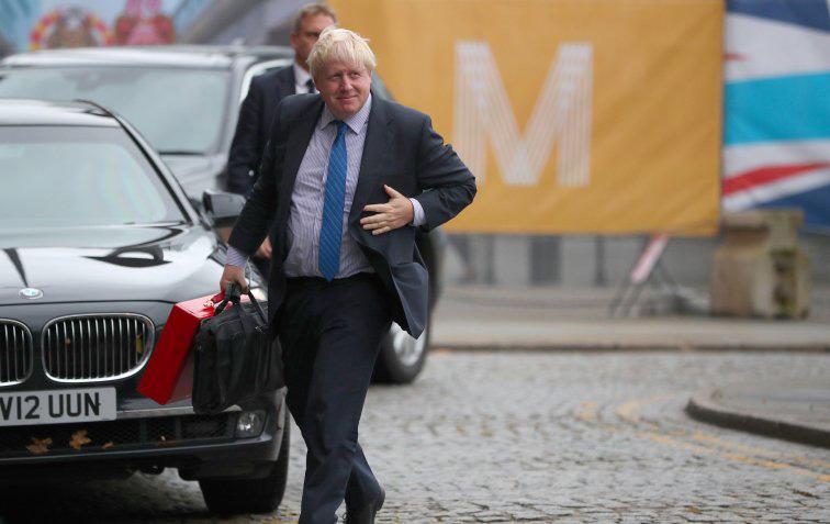 イギリスの総理大臣 ボリスジョンソンについて