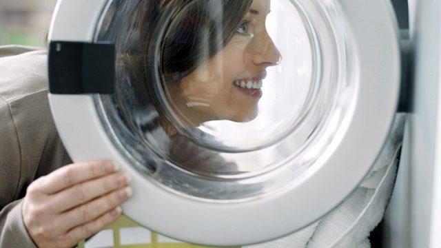 イギリス人の洗濯事情