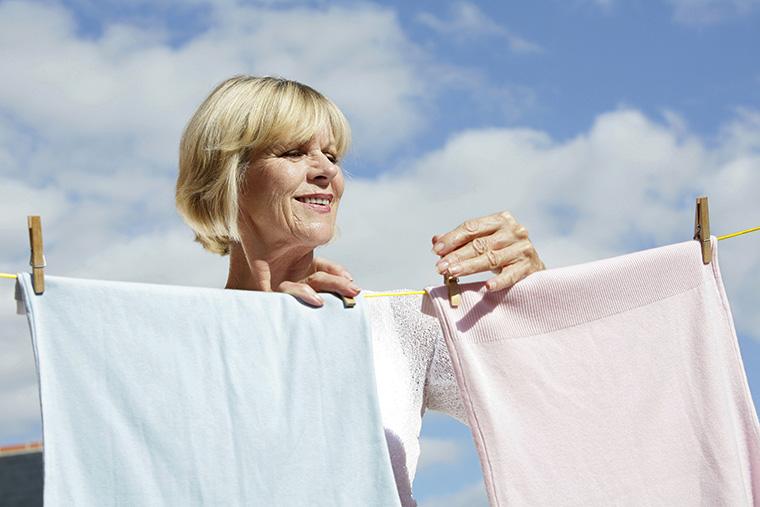 イギリスの洗濯事情