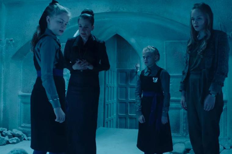 ミルドレッドの魔女学校に出てくるイギリス英語の単語と表現