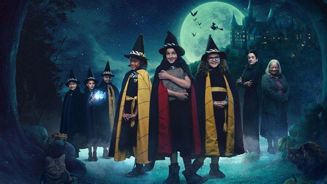 ミルドレッドの魔女学校に出てくるイギリス英語はどんな訛り?