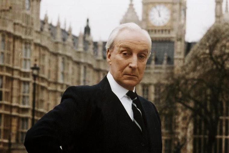 イアン・リチャードソンの「英国紳士度」について(笑)