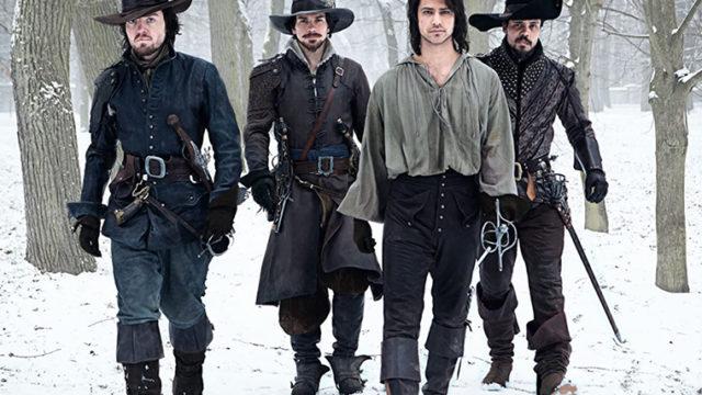 BBCドラマ The Musketeers(マスケティアーズ)とは? どんなイギリス英語で話してる?