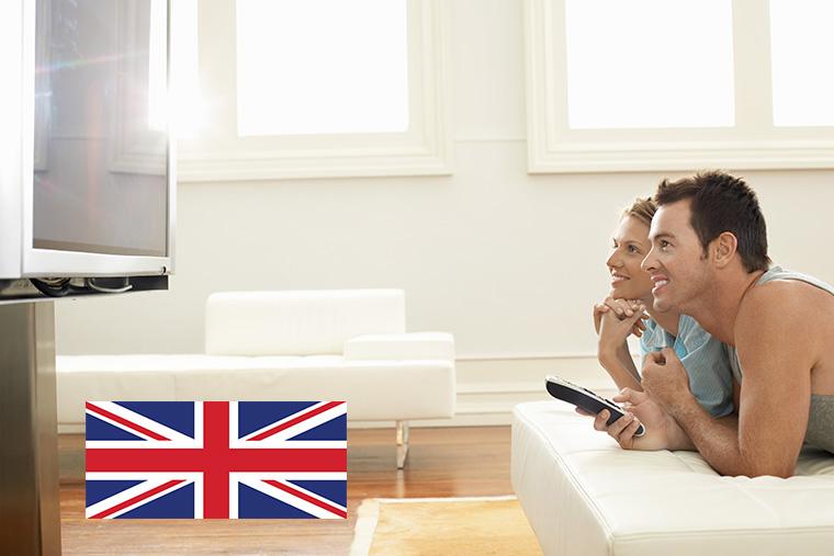 ネットフリックスで観れるイギリス英語のドラマ
