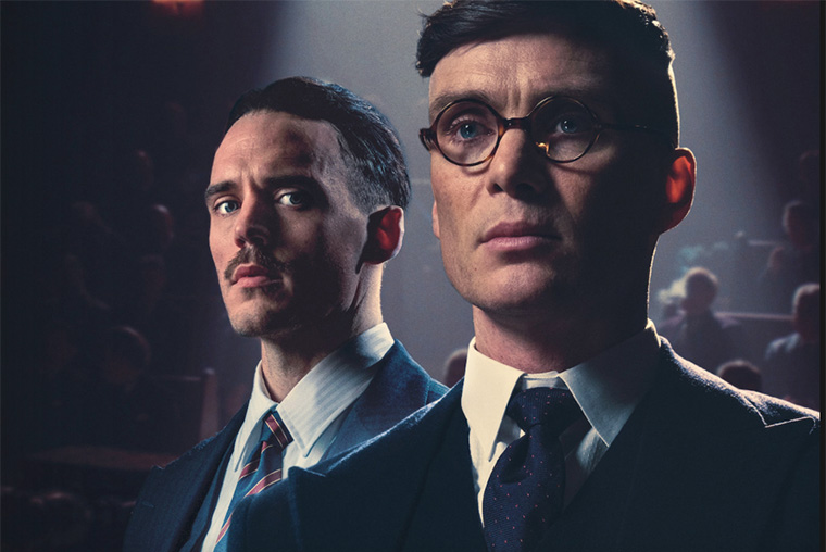 Netflixで観れる英国ドラマ  ピーキー・ブラインダーズ