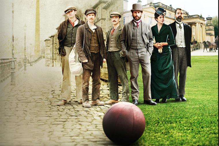 Netflixで観れる英国ドラマ  ザ・イングリッシュ・ゲーム