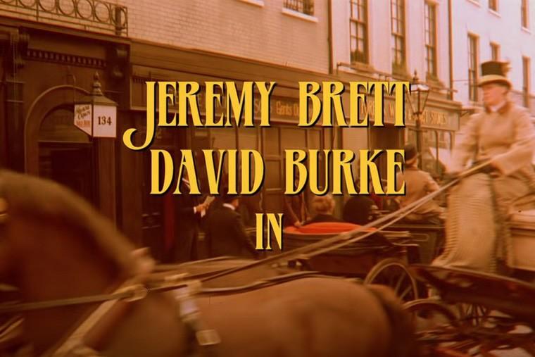 ジェレミー・ブレットのシャーロック・ホームズについて