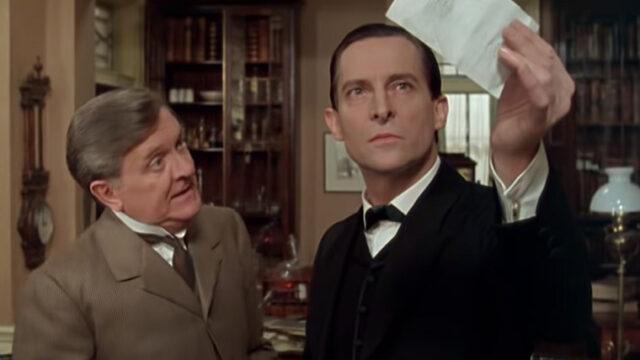 ジェレミー・ブレットのシャーロック・ホームズでイギリス英語は勉強出来るの?