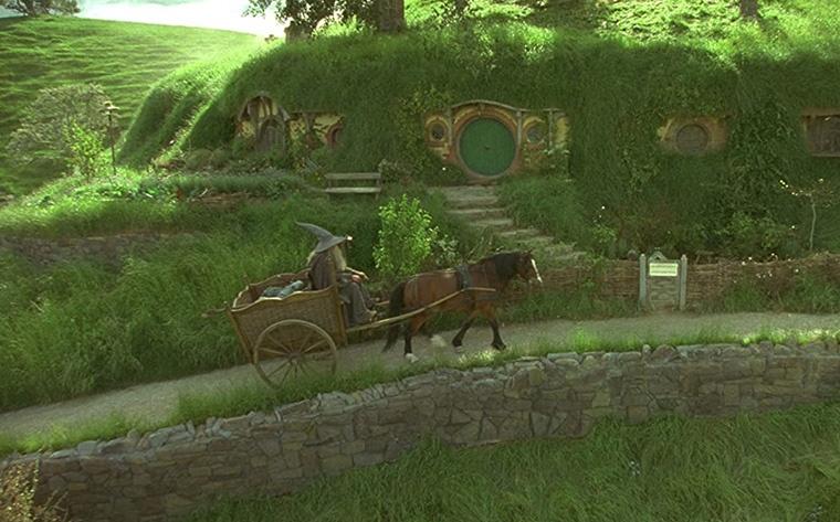 ホビット、ロード・オブ・ザ・リングに出てくる景色は何処の風景なの?